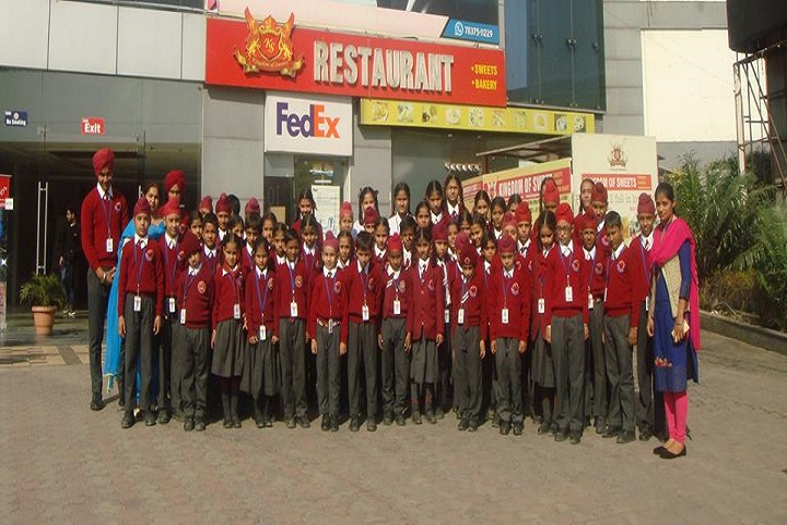 Wahe Guru Public School-Educational Tour