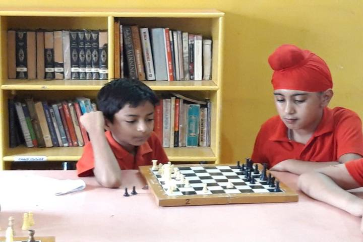West Point School-Chess Competition