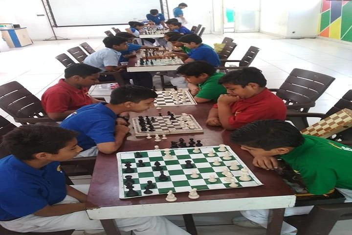 Y S Public School-Chess