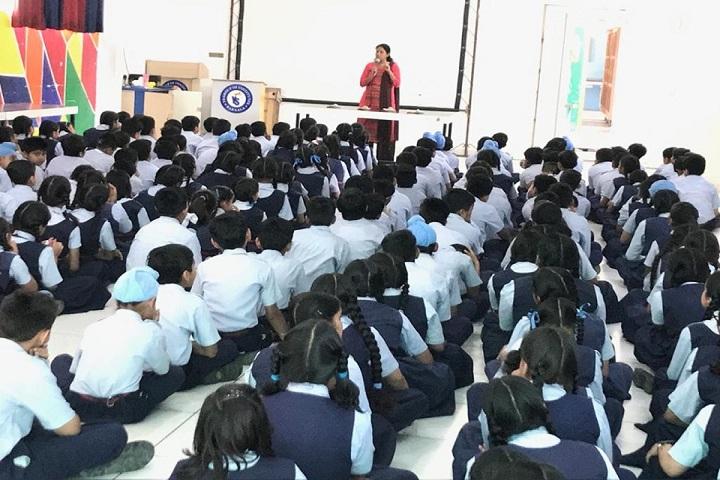 Y S Public School-Meeting