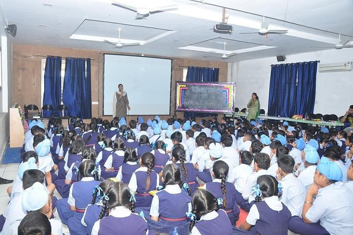 Y S Public School-Workshop