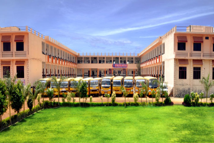 A V S Public School-Campus View