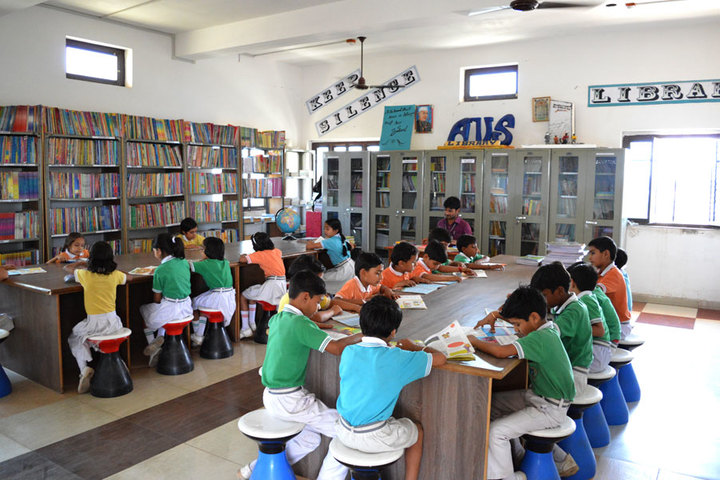 A V S Public School-Library