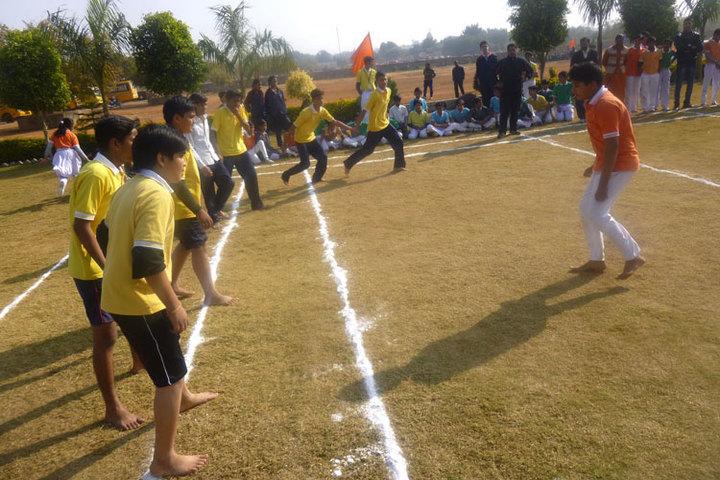 A V S Public School-Sports