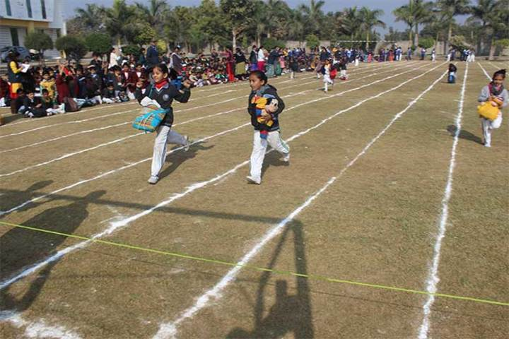 AS Saint Steward Morris School-Sports actvity