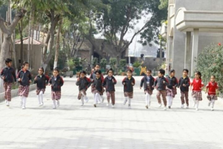 ASM Public School-Running