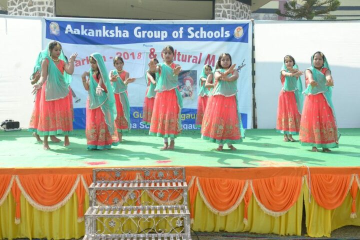 Aakanksha International School-The Gurukul-Cultural activity