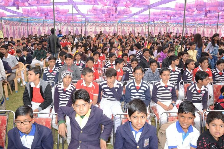 Aakanksha International School-The Gurukul-Function