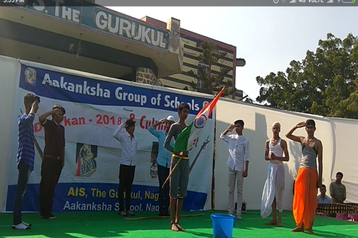 Aakanksha International School-The Gurukul-Independance Day