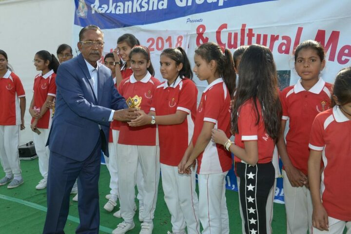Aakanksha International School-The Gurukul-Prize Distribution