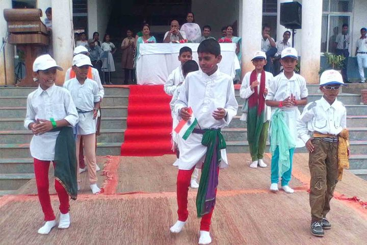 Acharya Nanesh Academy-Independance Day