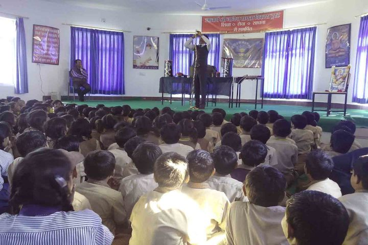 Acharya Nanesh Academy-Magic Show