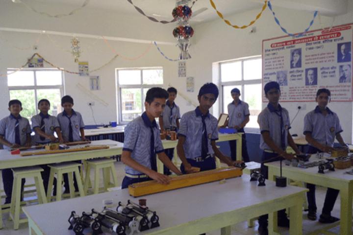Acharya Nanesh Academy-Physics Lab