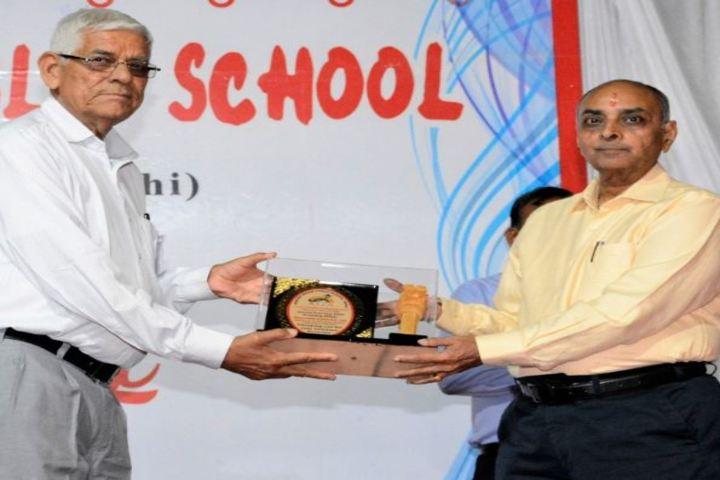 Adarsh International School-Award Distribution