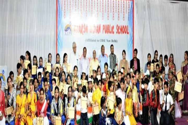 Adarsh International School-Group Photo