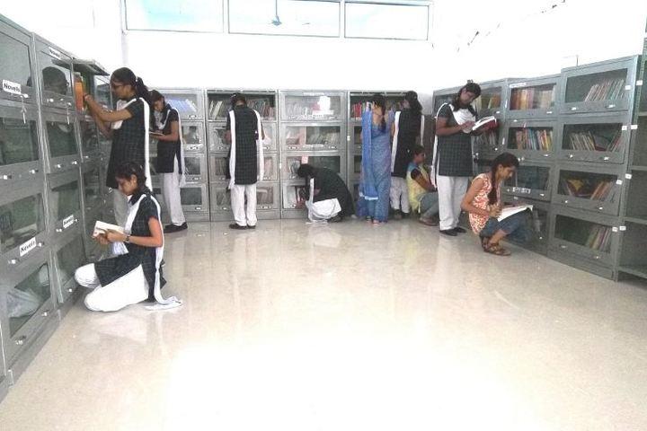 Adarsh International School-Library
