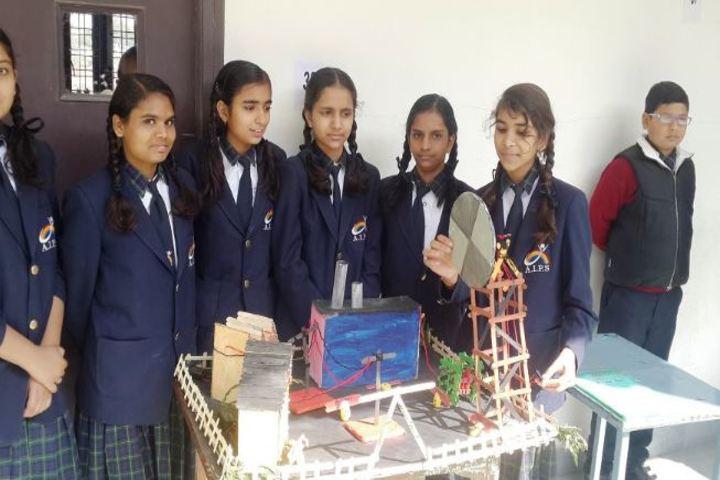 Adarsh International School-Science Fair