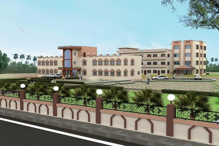 Adarsh International School-Campus Over View