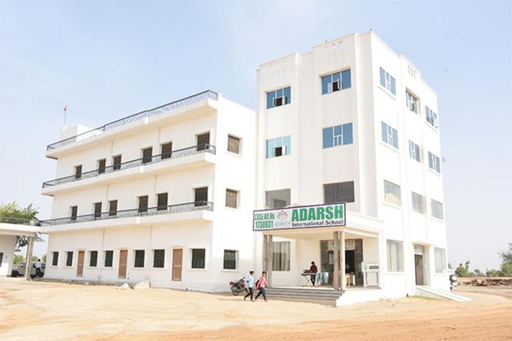 Adarsh International School-Campus View