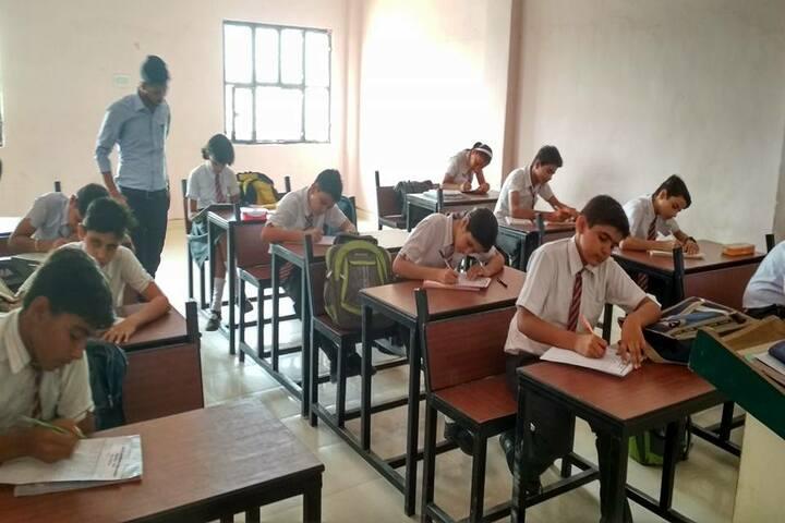 Adarsh International School-Class Room
