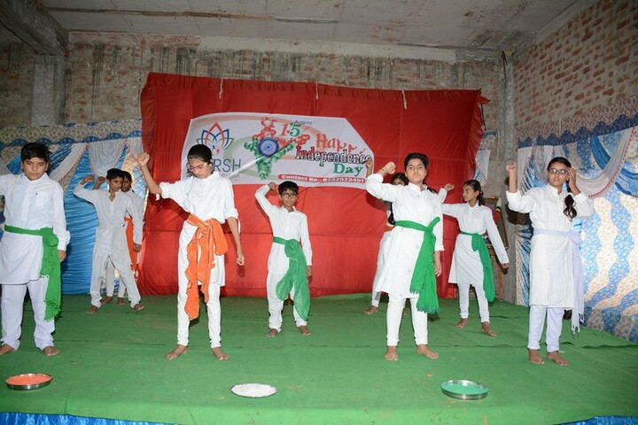 Adarsh International School-Independence Day