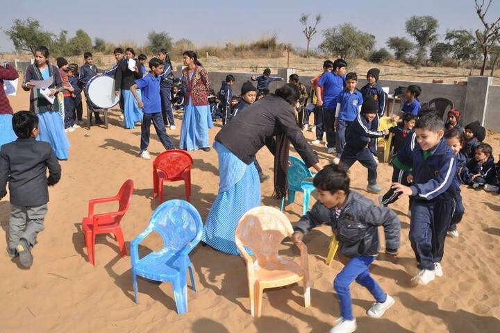 Adarsh International School-Sports Events