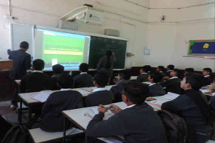 Adarsh Vidya Mandir-Class Room