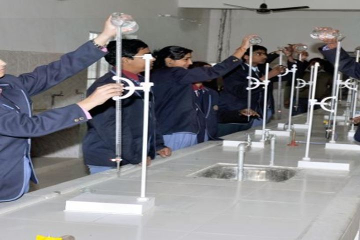 Adinath Public School-Chemistry Lab