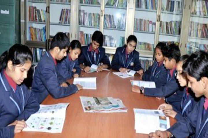 Adinath Public School-Library