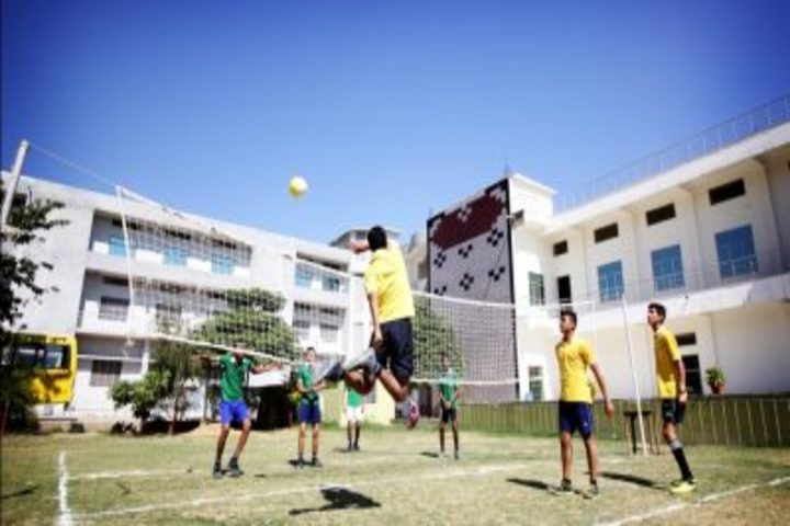 Adinath Public School-Sports