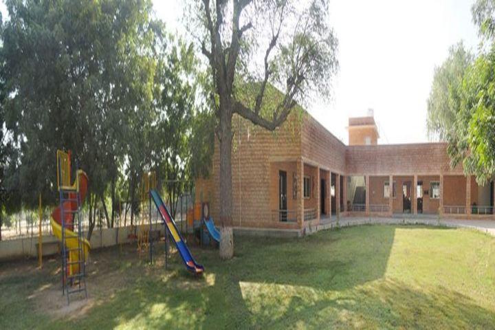 Aditya Birla Public School-Paly Ground
