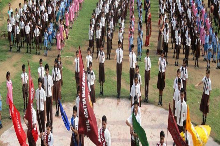 Aditya Birla Public School-Pledge