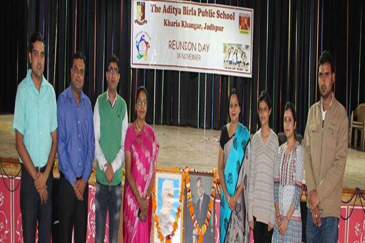 Aditya Birla Public School-Re Union Day