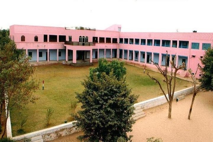 Adrash Vidya Mandir Mandawa-Campus View