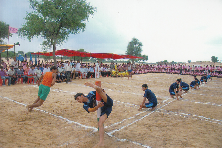 Adrash Vidya Mandir Mandawa-Sports Kho Kho