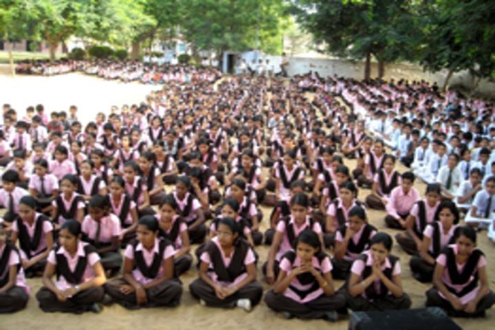 Adrash Vidya Mandir Mandawa-Students