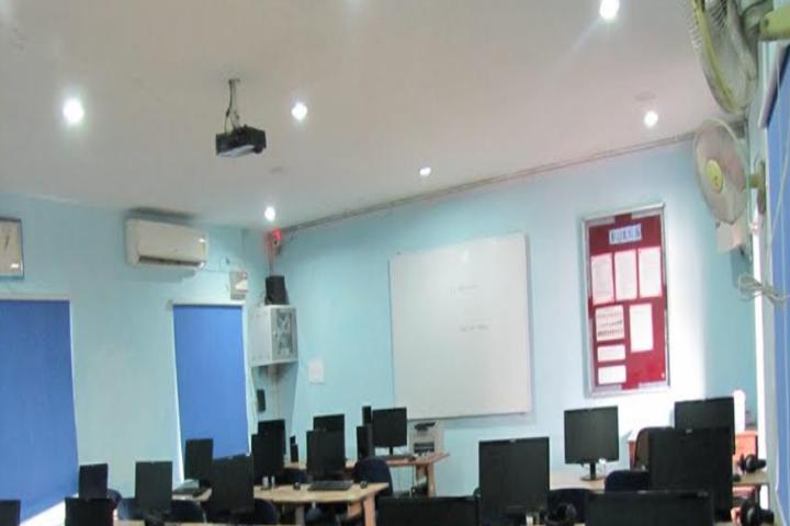 Air Force School-Audio Visual Room