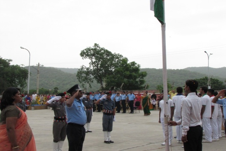 Air Force School-Flag Hosting