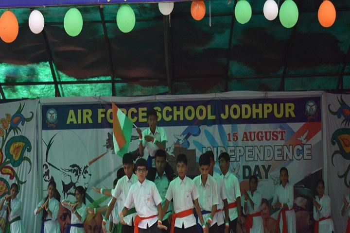 Air Force School-School Programme