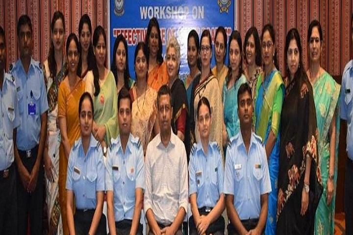 Air Force School-School Staff