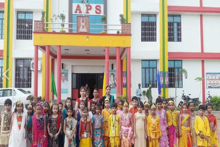 Ajeet Public Senior Secondary School-Festival Celebrations