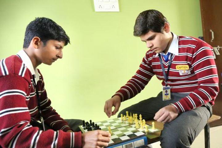 Ajeet Public Senior Secondary School-Indoor Games