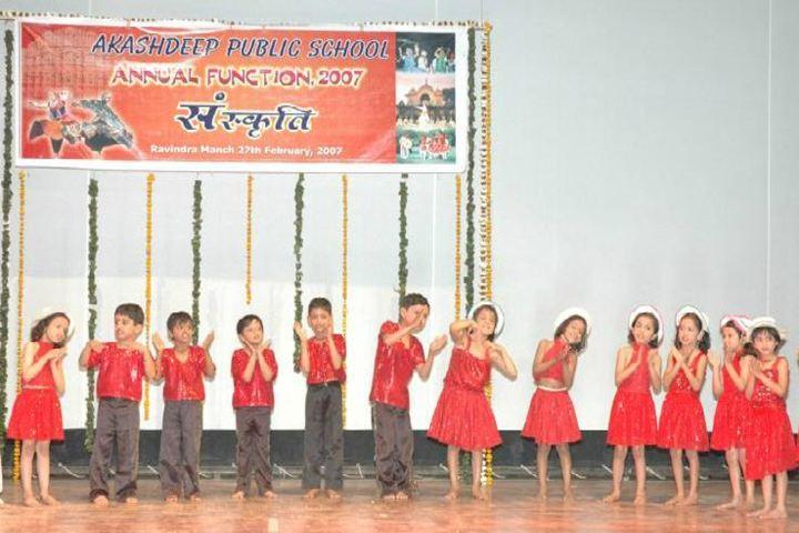 Akashdeep Public School-Annual Day Celebrations