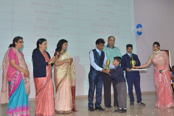 Alank Day Boarding Cum Residential School- Felicitation