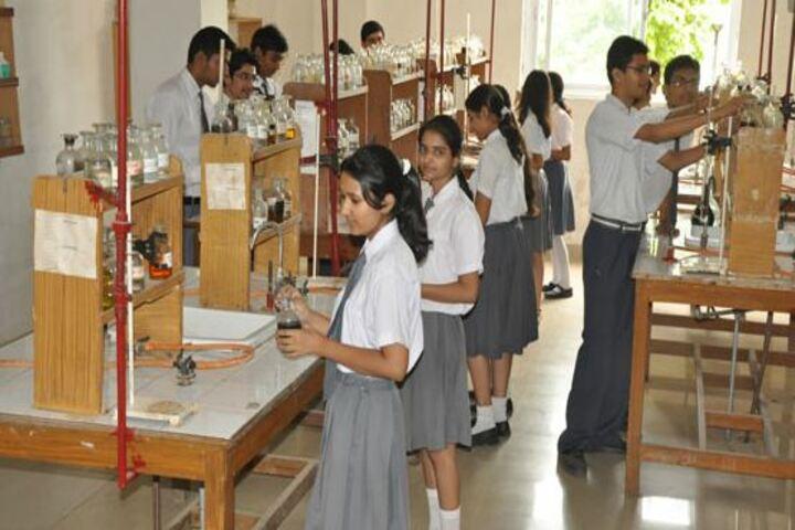 Aklank Public SchoolLab
