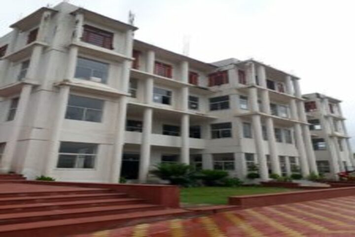 All Saint Senior Higher Secondary School-Campus