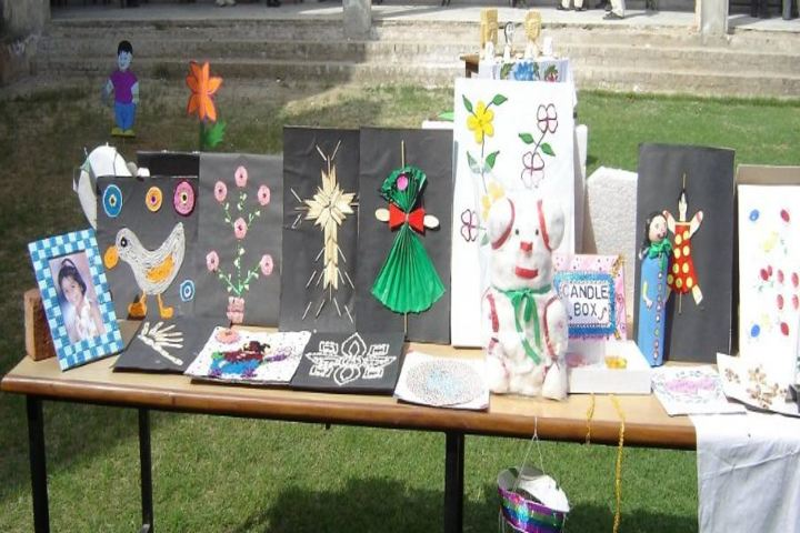 All Saints International School-Art and Craft