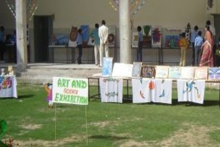 All Saints International School-Art and Science Exhibition
