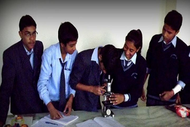All Saints International School-Biology Lab