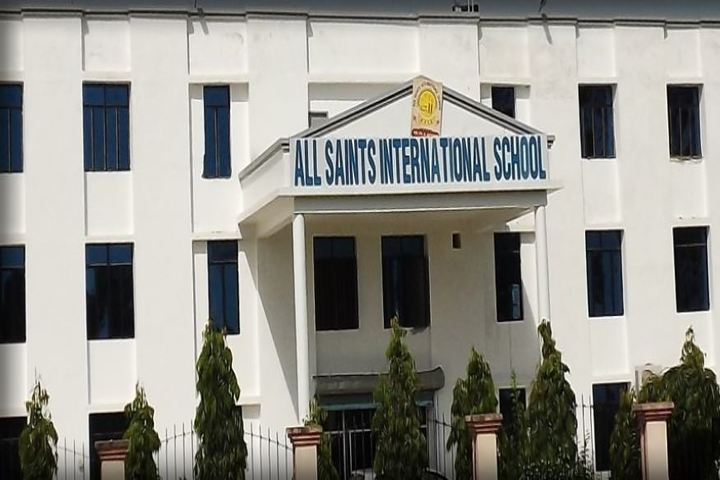 All Saints International School-Campus